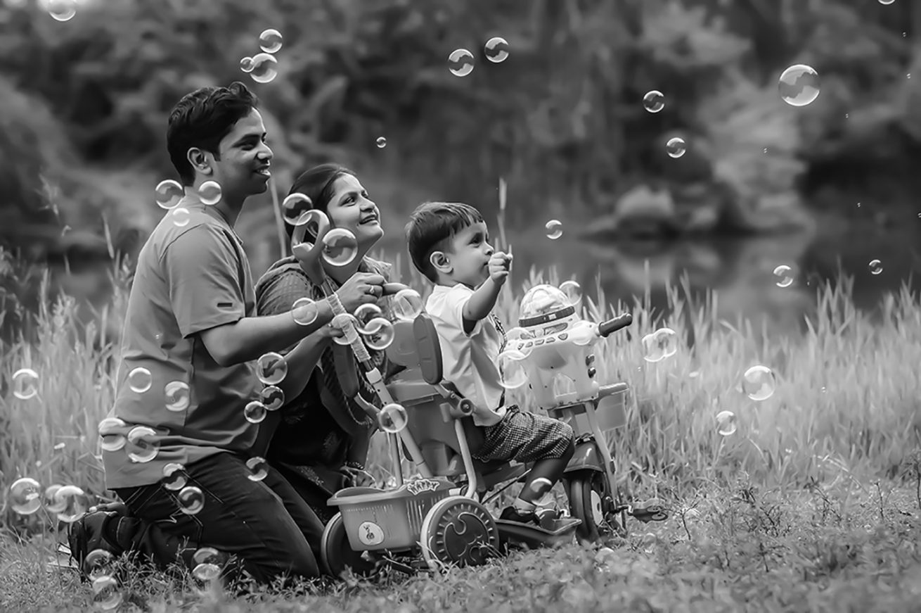 Best family Portraits in Bangalore