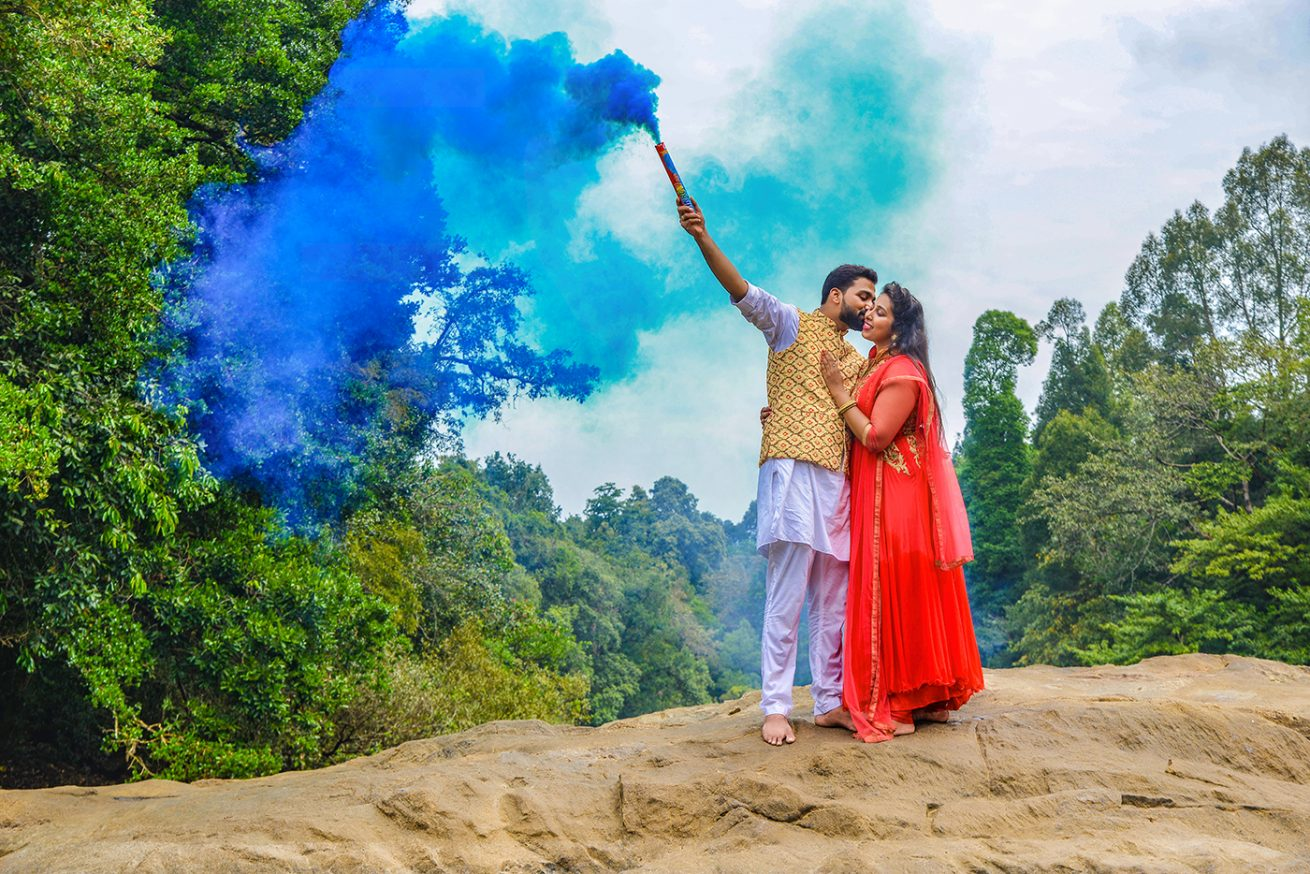 Pre Wedding Photography udupi